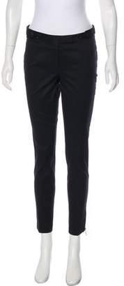 Burberry Mid-Rise Skinny Pants