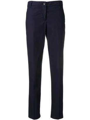 Emporio Armani tapered tailored chinos