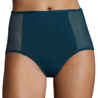 Danskin 2 Pair Knit High Cut Panty Ds9395-2pka