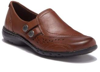 Rockport Cobby Hill Penny Leather Loafer - Wide Width Available