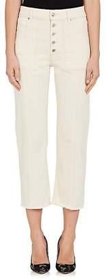 Derek Lam 10 Crosby Women's Blake Slim Utility Jeans
