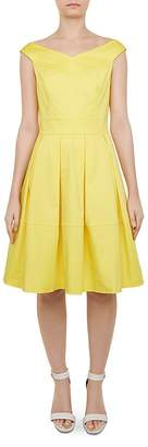 Ted Baker Jullee Off-the-Shoulder Dress