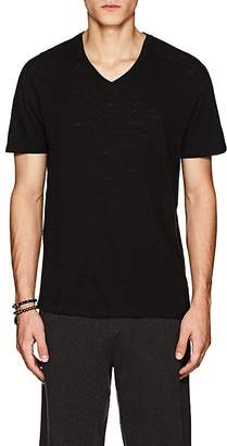 ATM Anthony Thomas Melillo Men's Cotton V-Neck T-Shirt