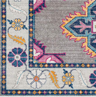 "Surya Harput Hap-1034 Dark Blue 18"" Square Swatch"