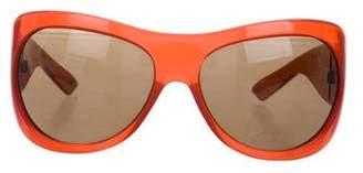 Missoni Tinted Oversize Sunglasses