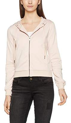 Only Women's Onlrobin L/s Hood Bomber SWT Jacket,(Manufacturer Size: X-Large)