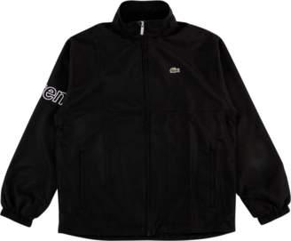 Lacoste Supreme Track Jacket - 'SS 2017' - Black