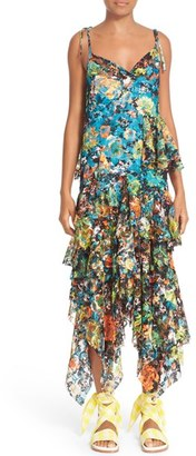Women's Marques'Almeida Layered Frill Dress $1,160 thestylecure.com