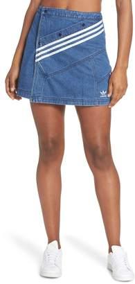 adidas x Danielle Cathari Denim Miniskirt