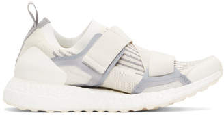 adidas by Stella McCartney White and Grey UltraBoost X S Sneakers