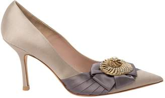 Oscar de la Renta Cloth heels