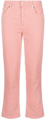7 For All Mankind Edie Cropped Jeans