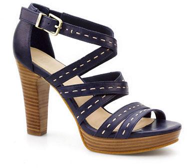 Ugg Australia Foxe Leather Heels