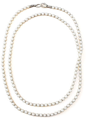 Lagos 4-4.5mm Pearl Necklace, 36