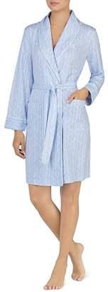 Ralph Lauren Paisley Short Robe