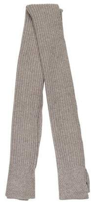 AllSaints Wool Blend Knit Scarf