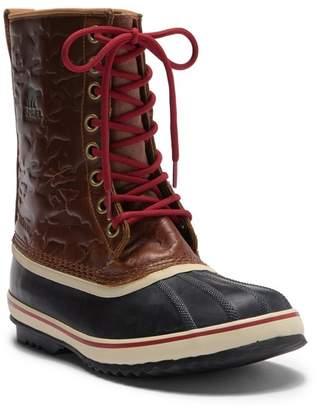Sorel 1964 Premium Waterproof Leather Tall Boot