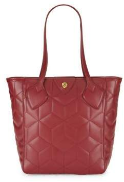 Anne Klein Georgia Faux Leather Quilted Tote