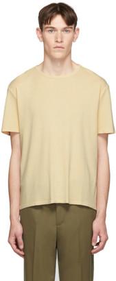 Our Legacy Yellow Rib T-Shirt