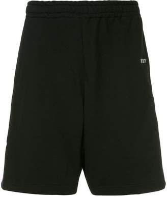 Off Duty Cru sweat shorts