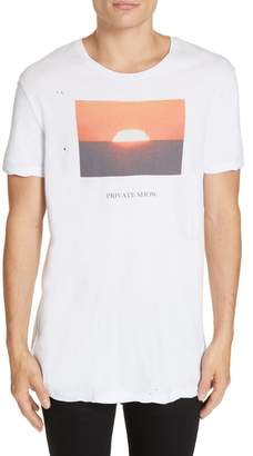 Ksubi Private Show Graphic T-Shirt
