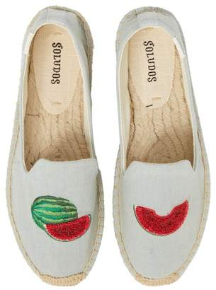 Soludos Watermelon Espadrille Loafer