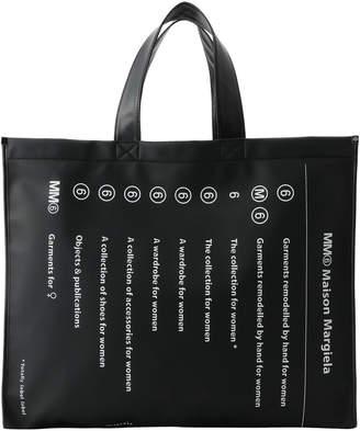 MM6 MAISON MARGIELA (エムエム6 メゾン マルジェラ) - エムエム 6 メゾン マルジェラ Shopping Bag