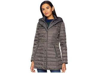 Vince Camuto Faux Down Jacket N8121