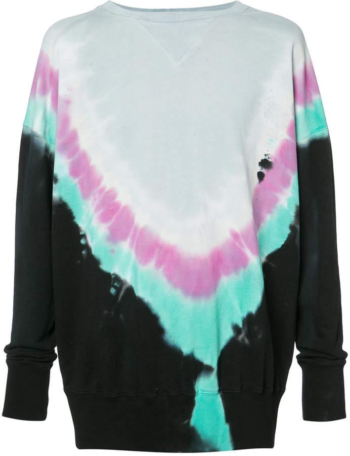 Faith Connexion tie-dye sweatshirt