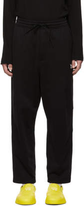 Y-3 Black Sashiko Sweatpants