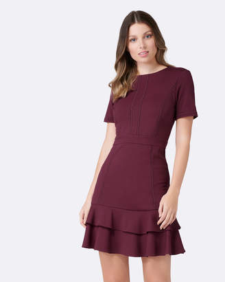 Forever New Audrey Layered Tea Dress