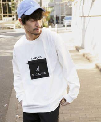 RAGEBLUE (レイジブルー) - 【WEB限定】<KANGOL>別注メッシュロンT