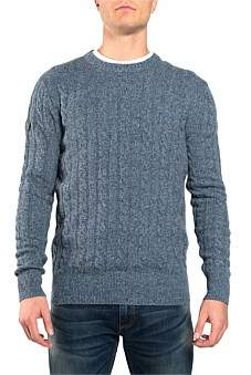 Superdry Harlo Cable Crew