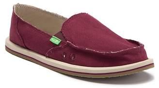 Sanuk Donna Hemp Slip-On Sneaker (Women)