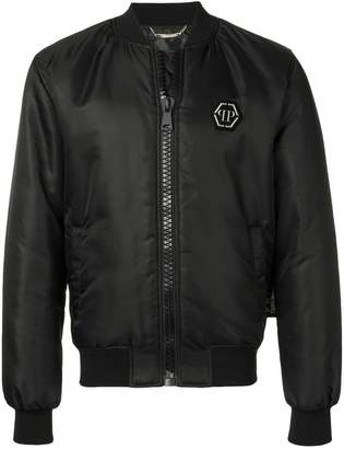 Philipp Plein Scarface bomber jacket