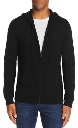 Bloomingdale's The Men's Store at Cashmere Full Zip Hoodie - 100% Exclusive