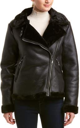 Nanette Lepore Moto Jacket
