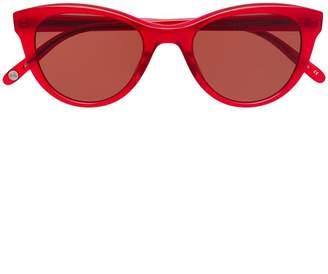 Garrett Leight Claire Vivier sunglasses