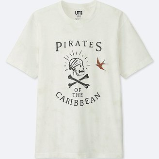 UNIQLO Pirates Of The Caribbean Graphic T-Shirt $14.90 thestylecure.com
