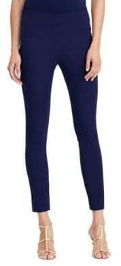 Lauren Ralph Lauren Petite Stretch Twill Skinny Pants