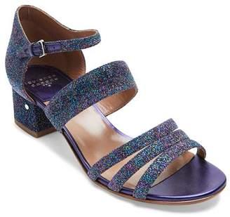 Laurence Dacade Women's Ninou Multicolor Metallic Low-Heel Sandals
