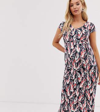 07b4d1241a691 Mama Licious Mama.Licious Mamalicious printed dress
