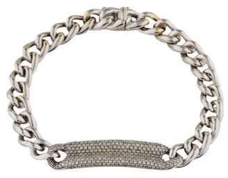 Anne Sisteron 14K Diamond Luxe ID Bracelet