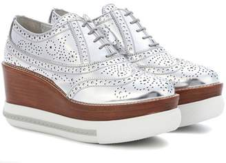Womens Alicante Brogues Louis Norman 0Fam9DSP