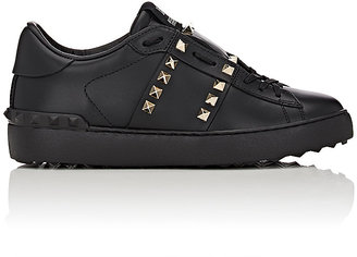 """Valentino Women's """"Open"""" Sneakers $795 thestylecure.com"""