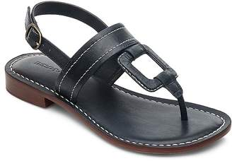 Bernardo Tegan T-Strap Slingback Sandals