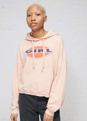RE/DONE Oversized Girl Hoodie