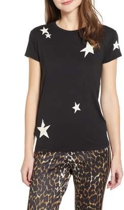 Pam & Gela Stars Print Tee