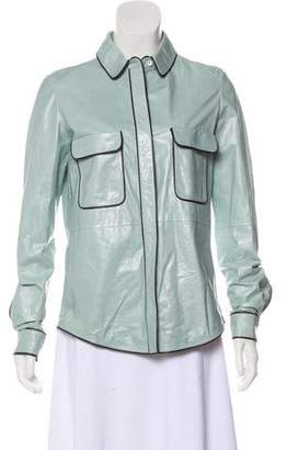 Tod's Button-Up Blouse