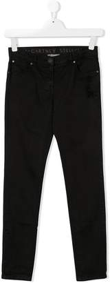 Stella McCartney TEEN Lohan slim-fit jeans